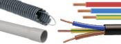 Gaine & cable electrique